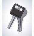 Key car design vector