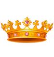 Royal crown vector