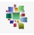 Three dimensional squares vector
