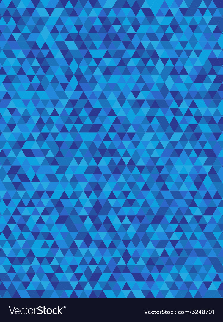 Geometric blue background with place for your text vector | Price: 1 Credit (USD $1)