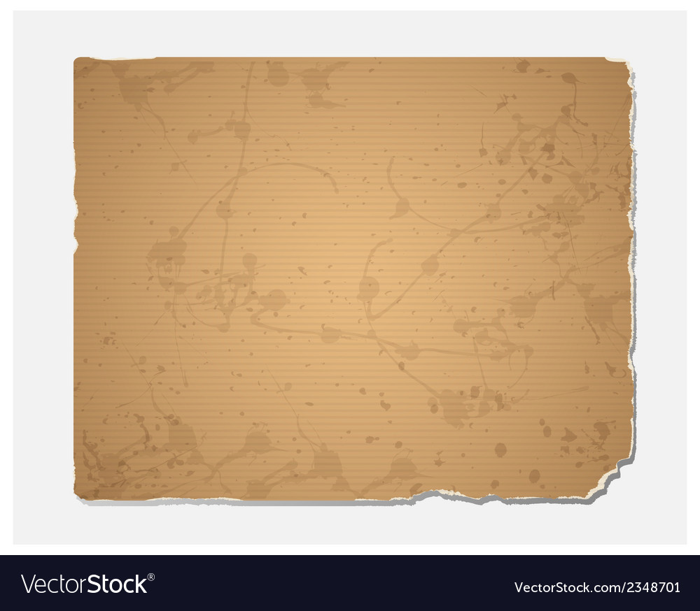 Grunge recycled paper texture vector | Price: 1 Credit (USD $1)