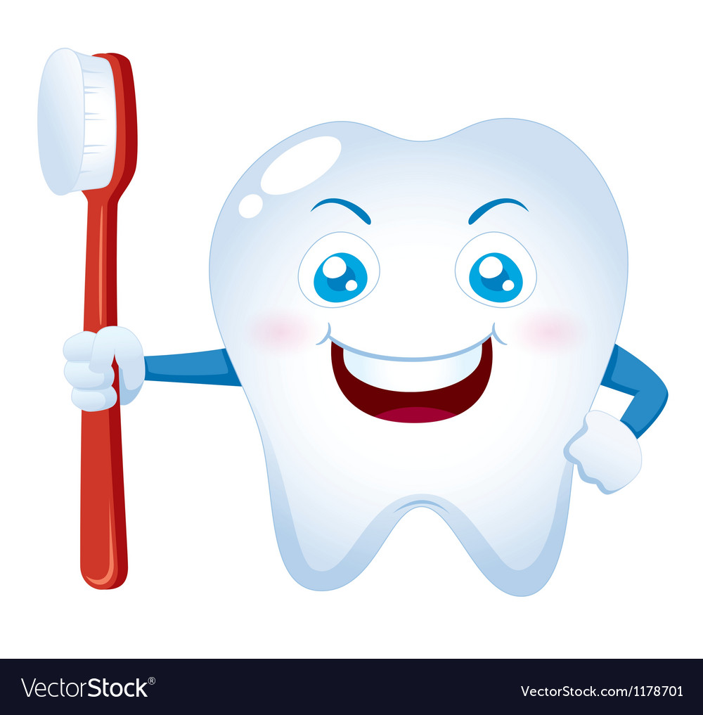 Tooth vector | Price: 3 Credit (USD $3)