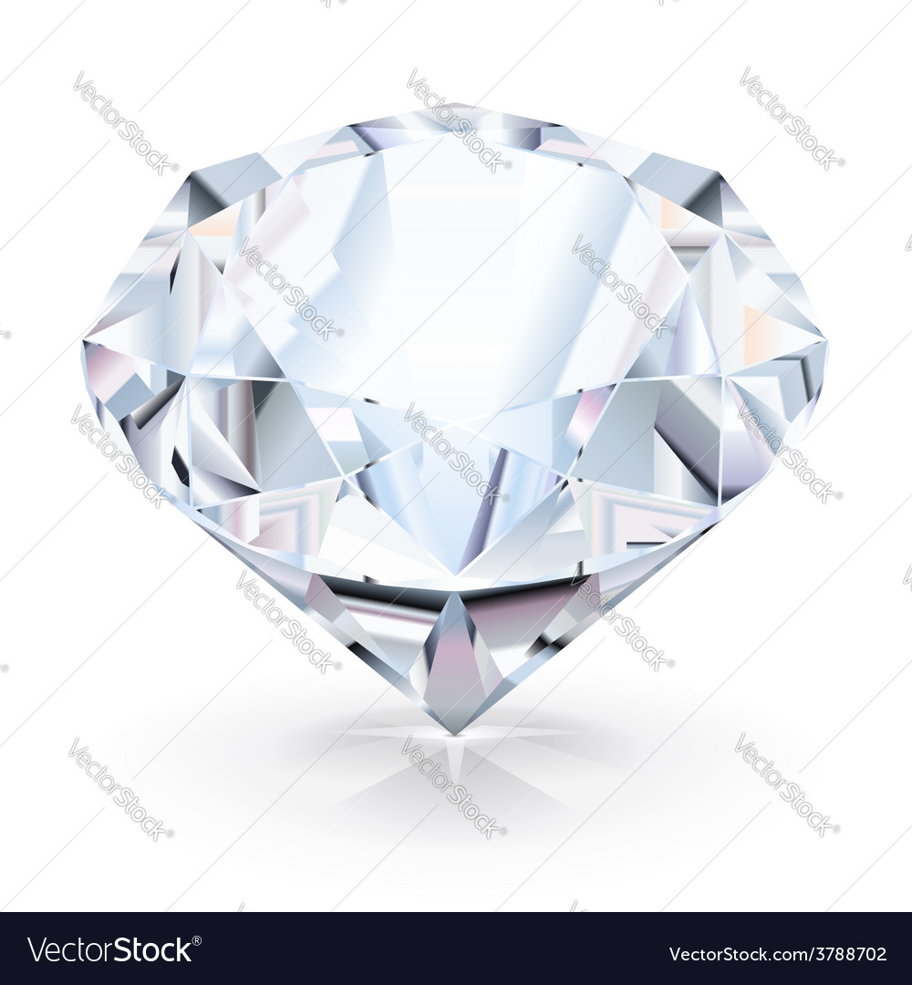 Diamond vector | Price: 3 Credit (USD $3)