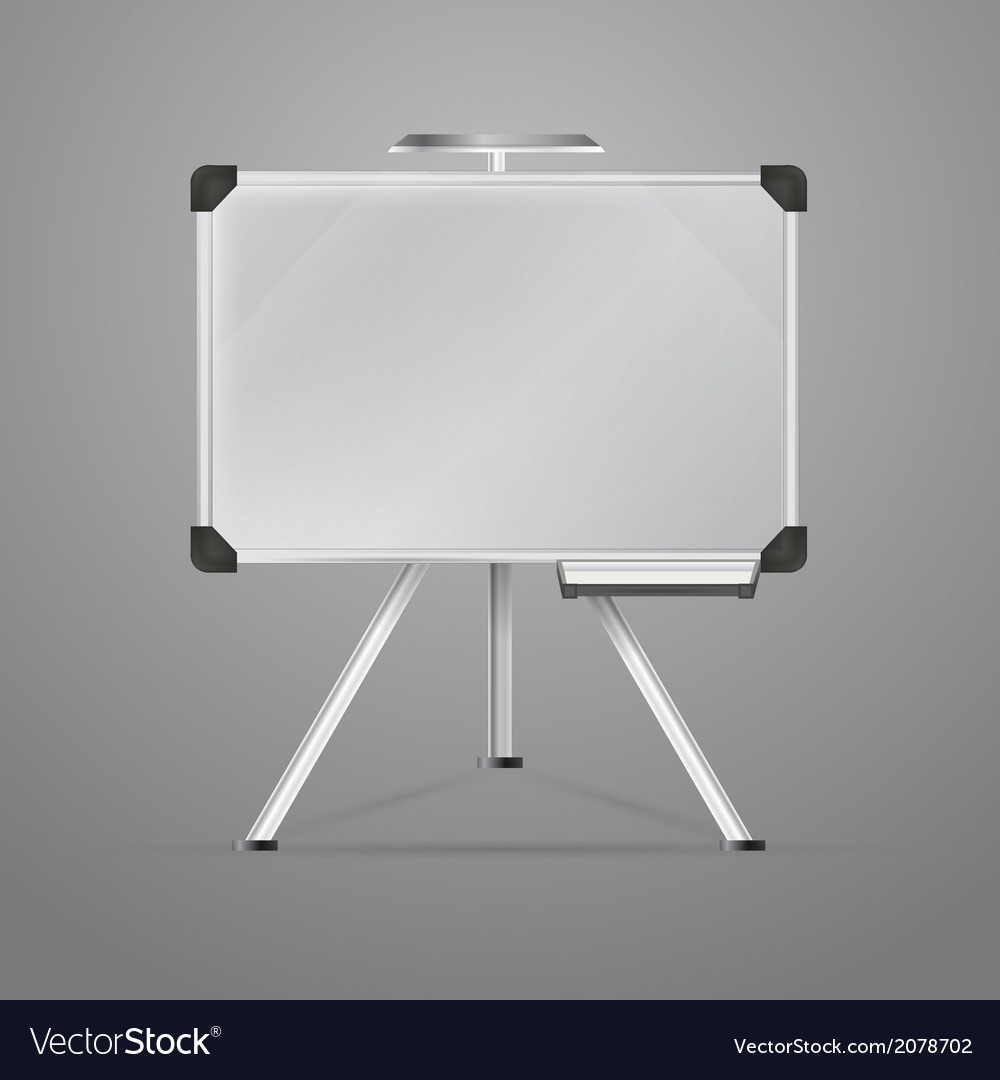 Magnetic board vector | Price: 1 Credit (USD $1)