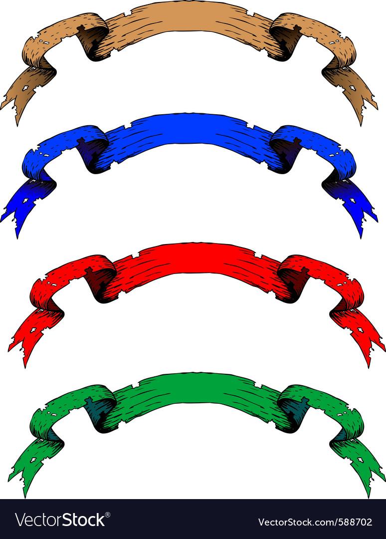 Old ribbon vector   Price: 1 Credit (USD $1)