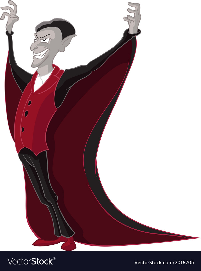 Vampire vector | Price: 1 Credit (USD $1)