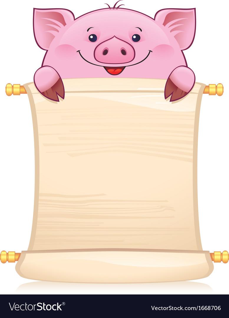 Ch boar vector | Price: 1 Credit (USD $1)