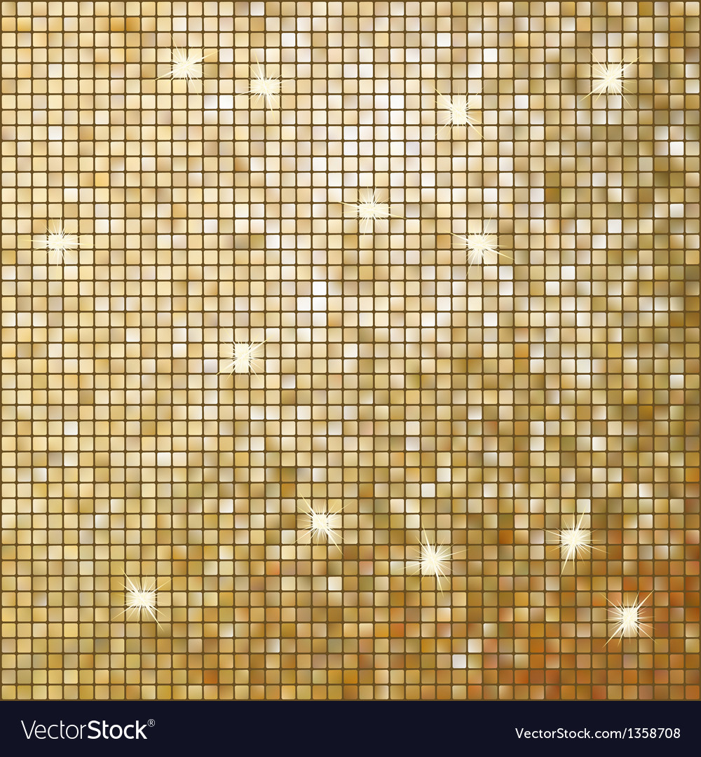 Amazing template on gold glittering eps 10 vector | Price: 1 Credit (USD $1)