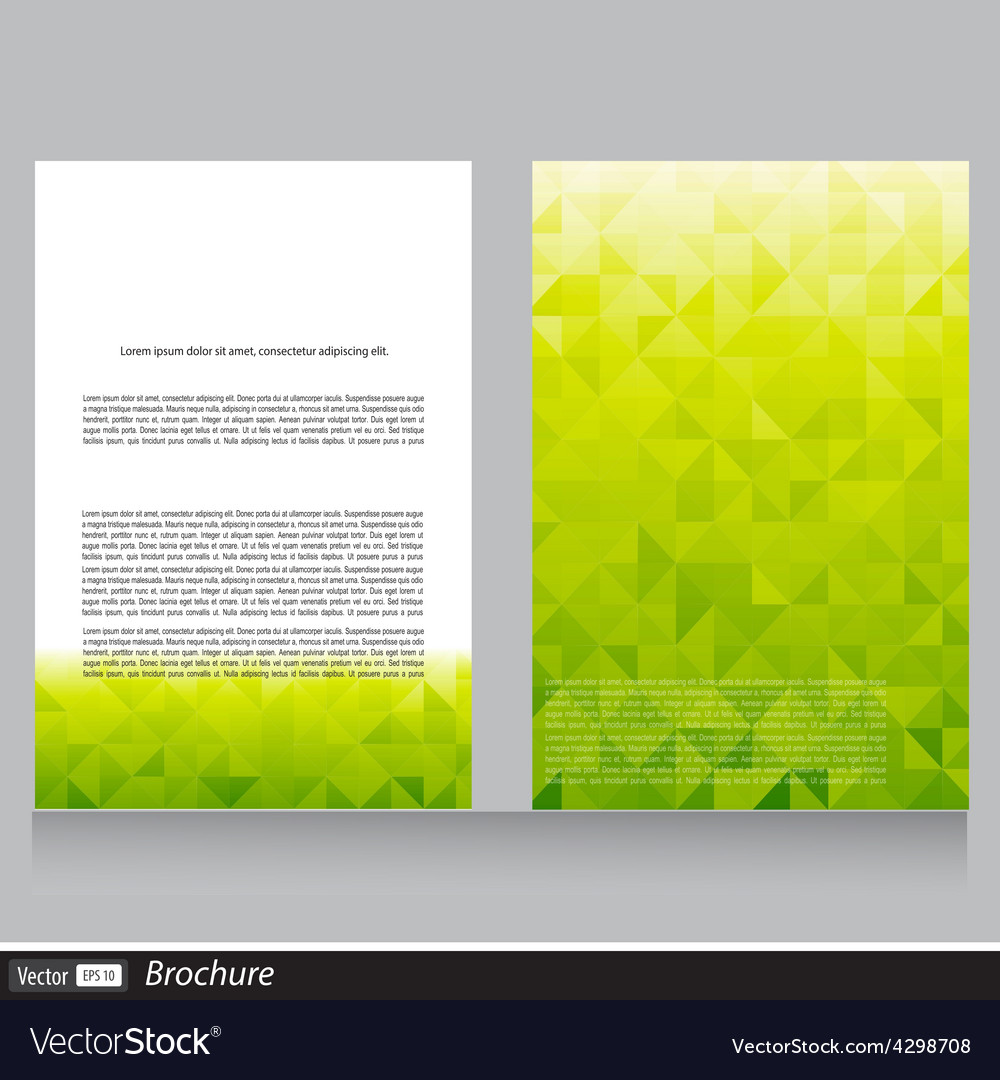 Business flyer with space for text vector | Price: 1 Credit (USD $1)