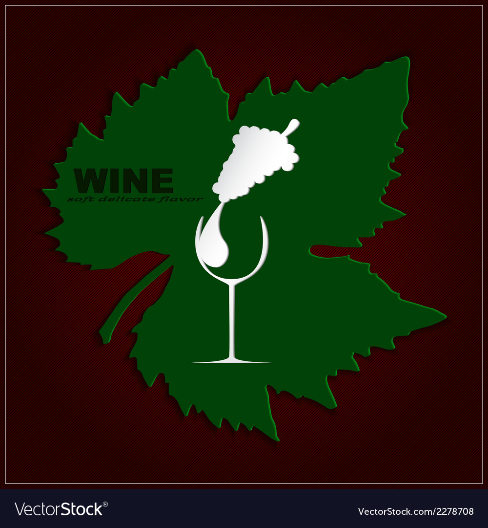 Logo wine vector | Price: 1 Credit (USD $1)
