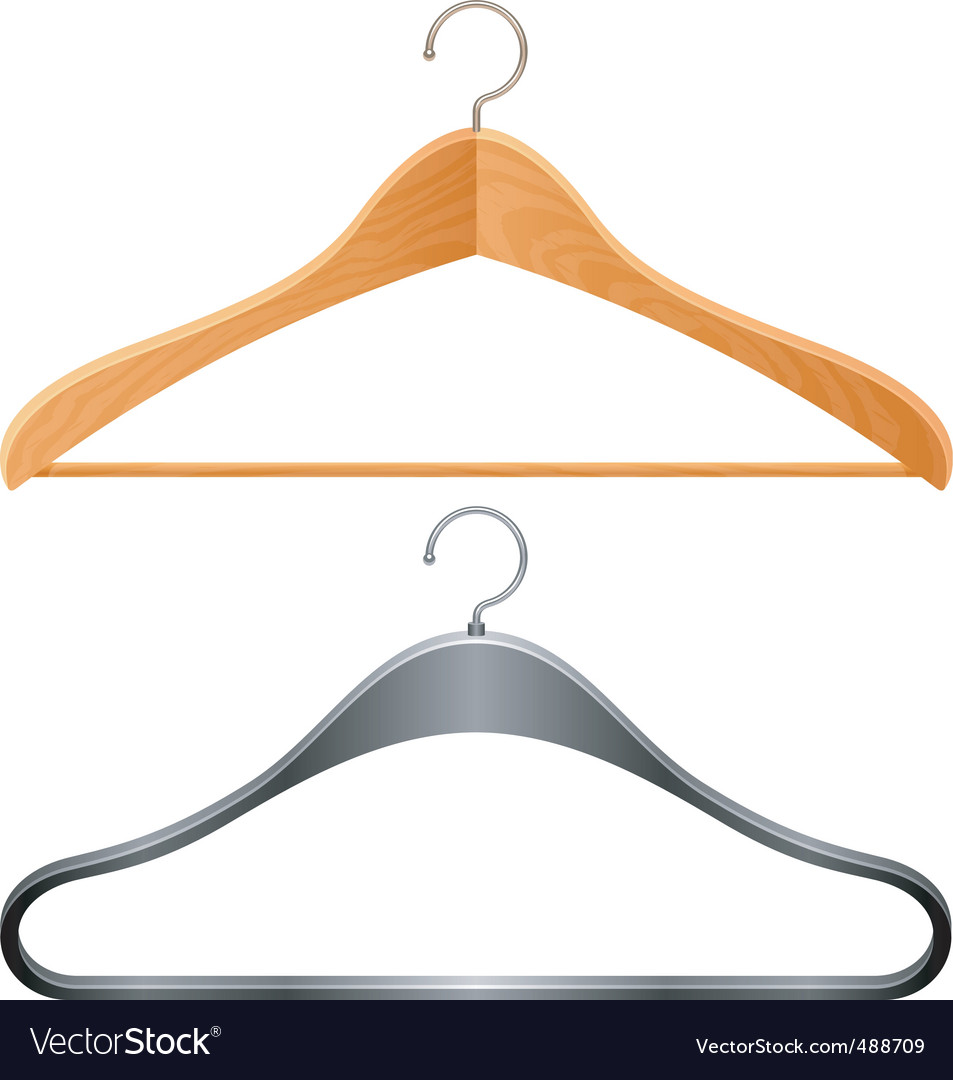 Hangers vector | Price: 1 Credit (USD $1)