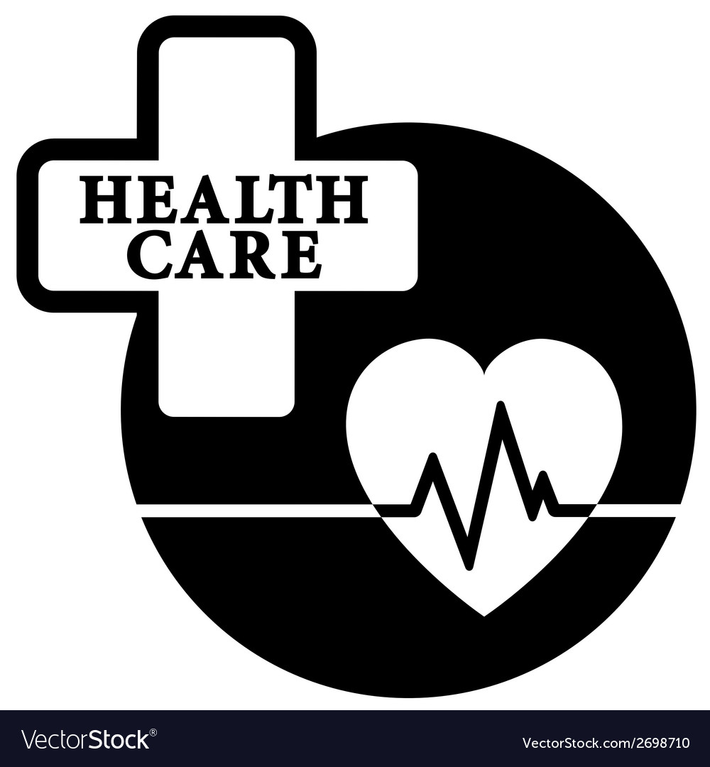 Health care medical icon vector | Price: 1 Credit (USD $1)