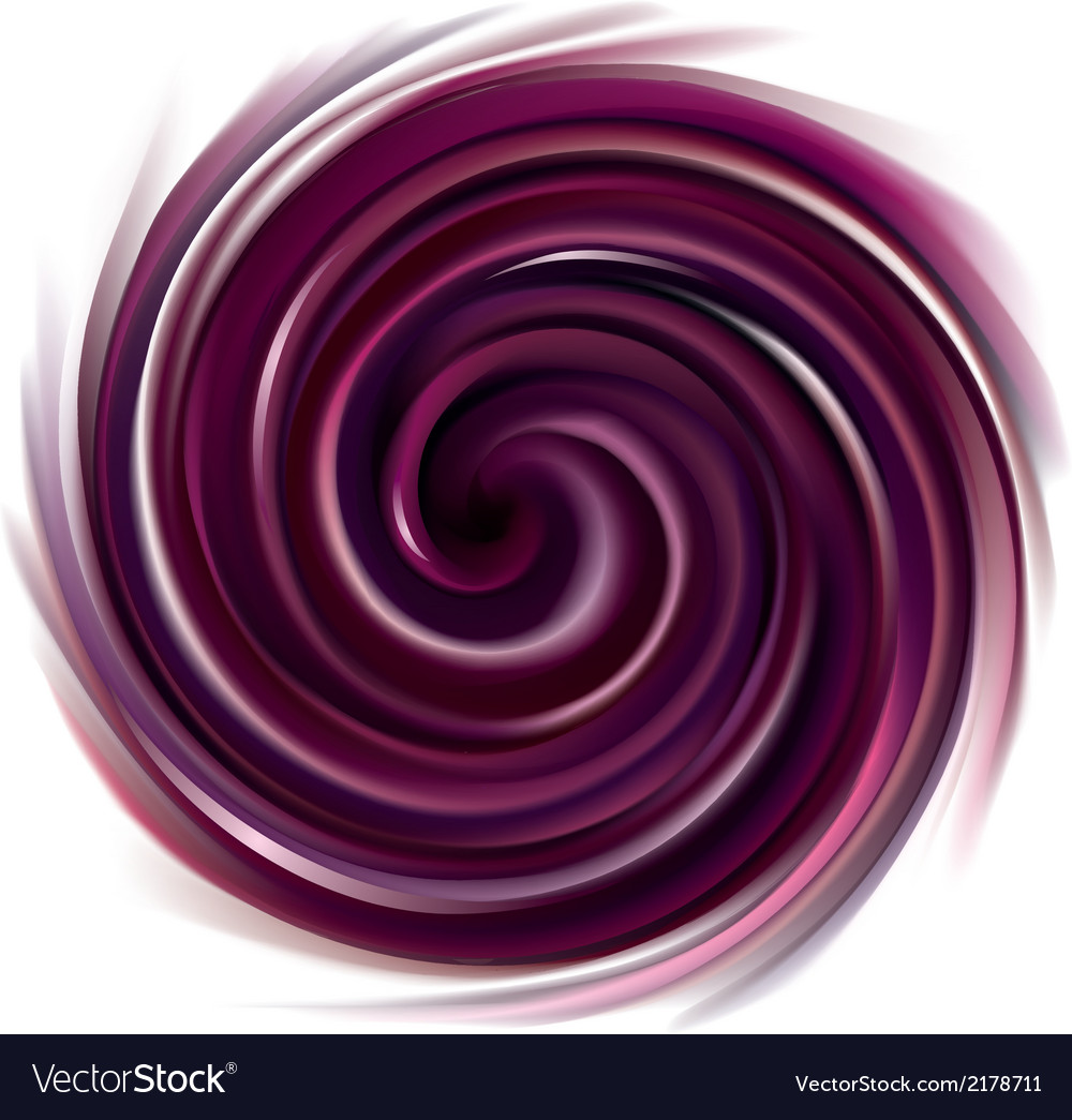 Background swirling purple liquid vector | Price: 1 Credit (USD $1)