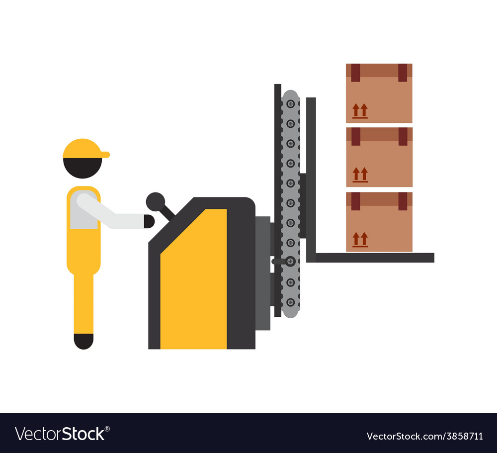 Packing machine vector   Price: 1 Credit (USD $1)