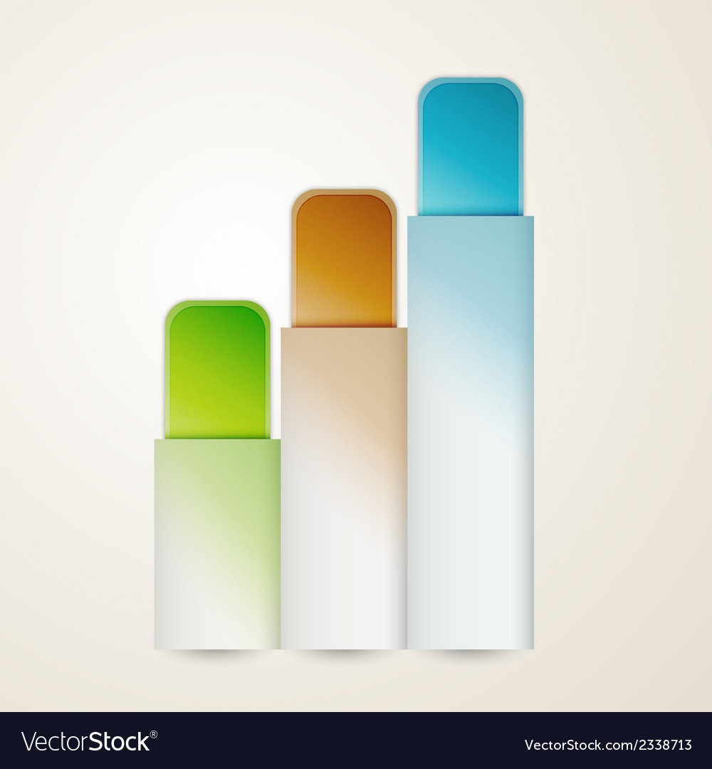 Blank vertical banners vector | Price: 1 Credit (USD $1)