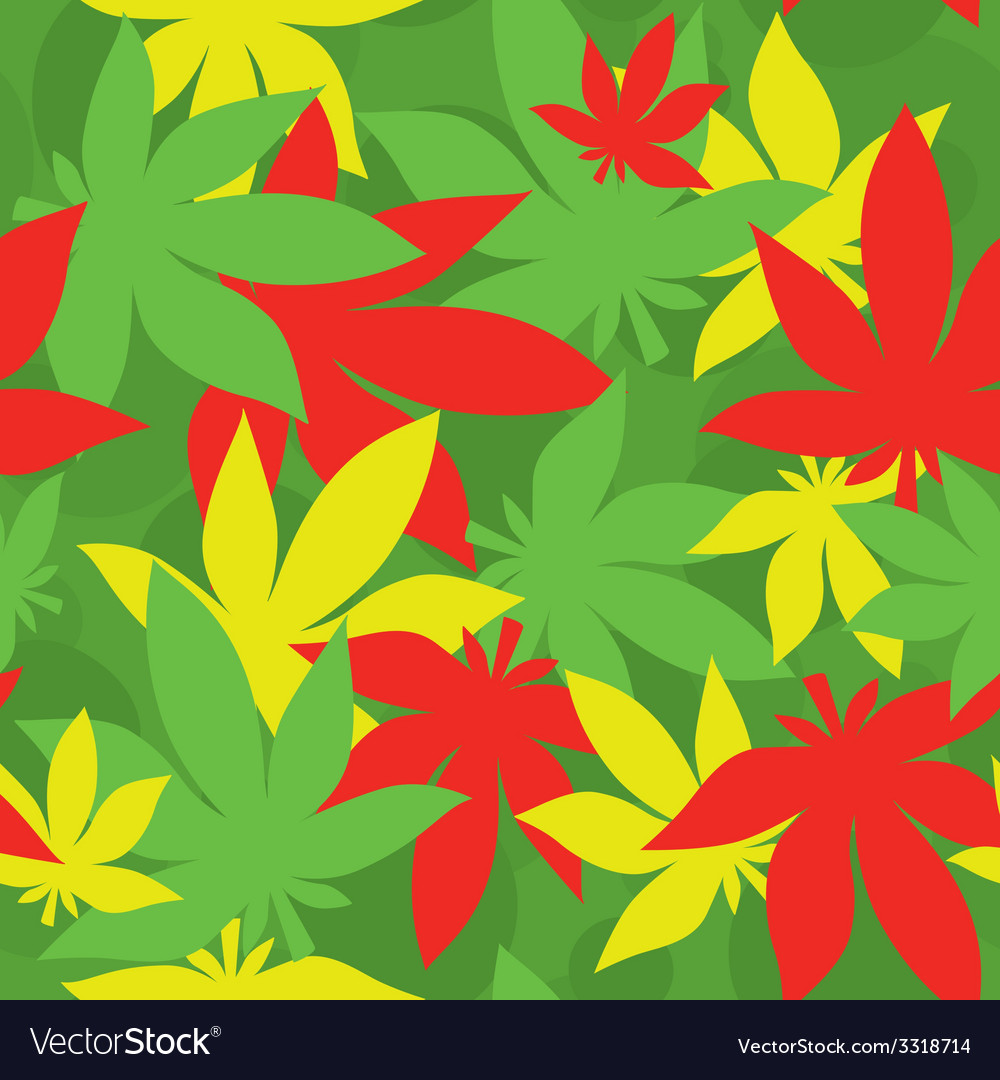 Rasta pattern vector | Price: 1 Credit (USD $1)