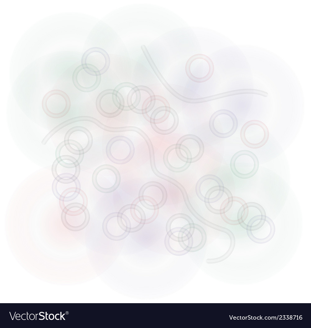 Lines and rings vector | Price: 1 Credit (USD $1)