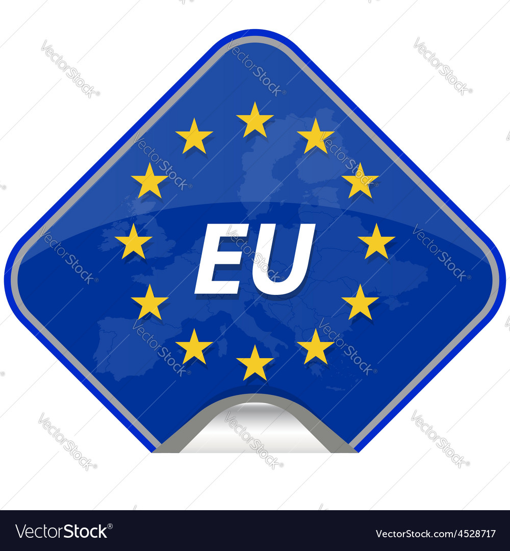 Europe patriotic blue luxembourg patriot republic vector | Price: 1 Credit (USD $1)