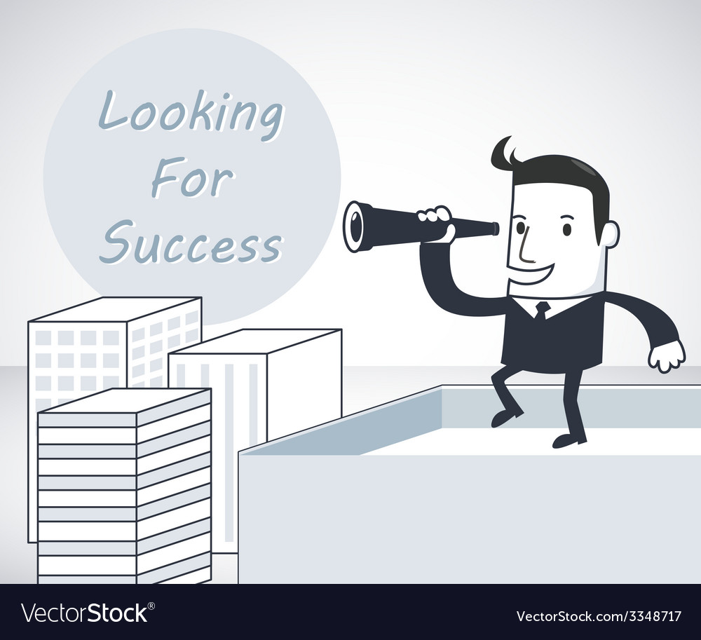 Looking for success vector | Price: 1 Credit (USD $1)
