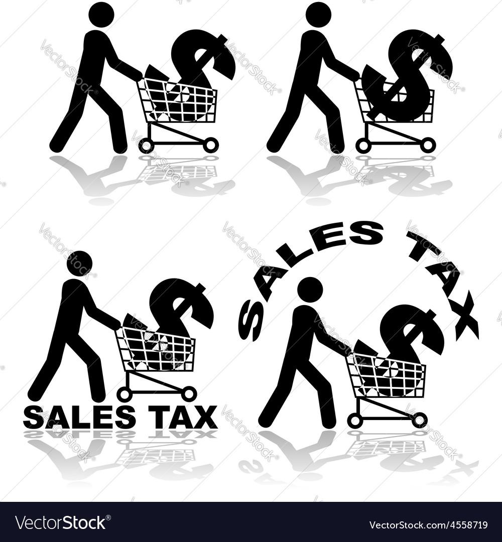 Sales tax vector