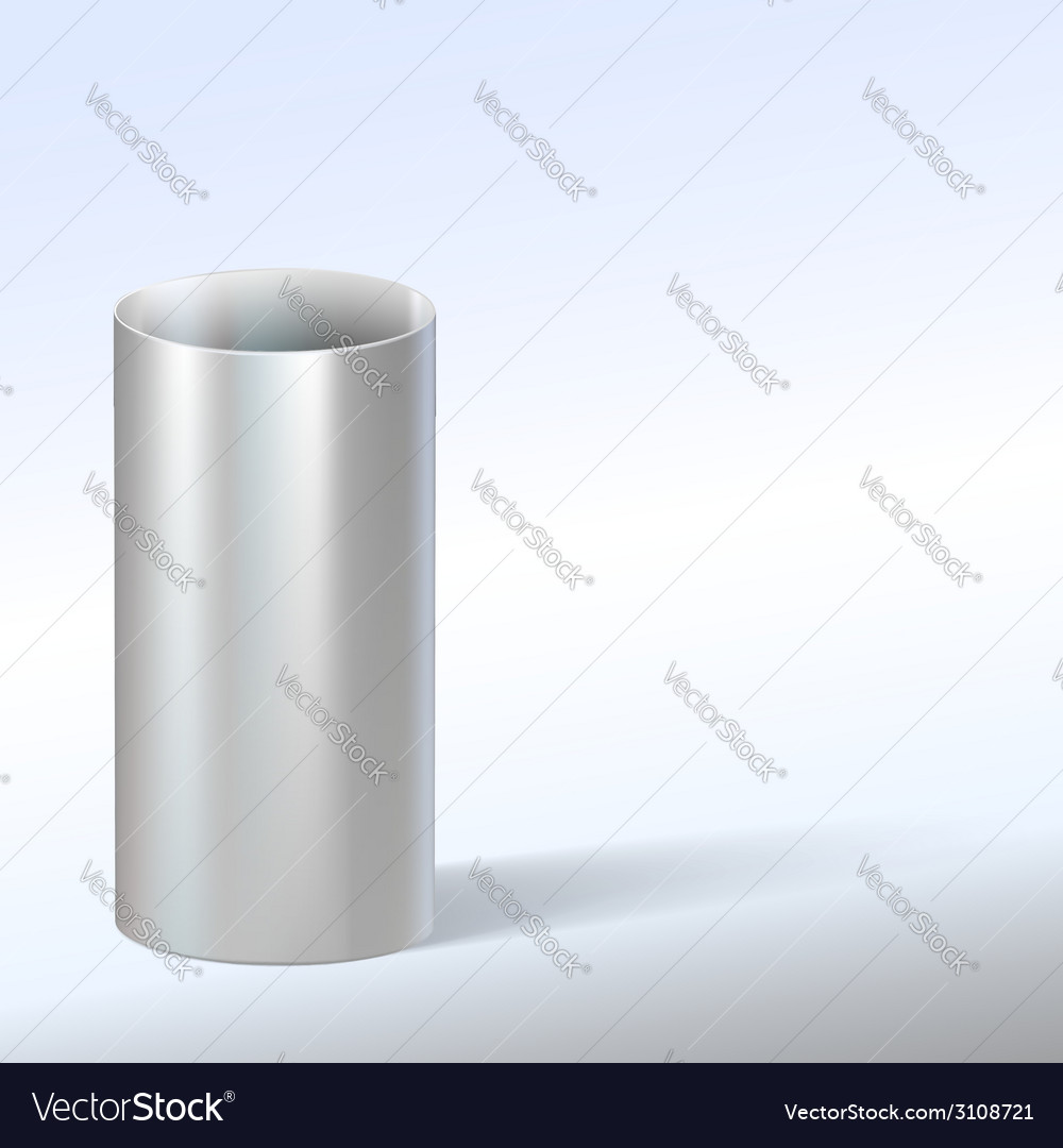 Steel pipe vector | Price: 1 Credit (USD $1)
