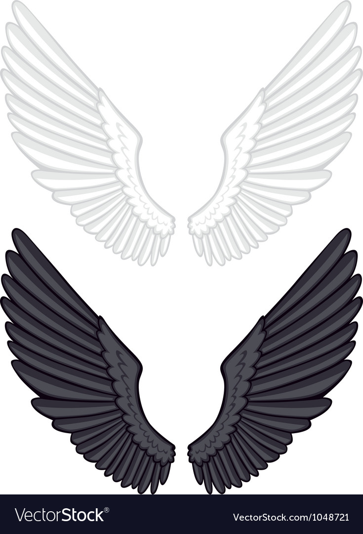 Wings vector   Price: 1 Credit (USD $1)