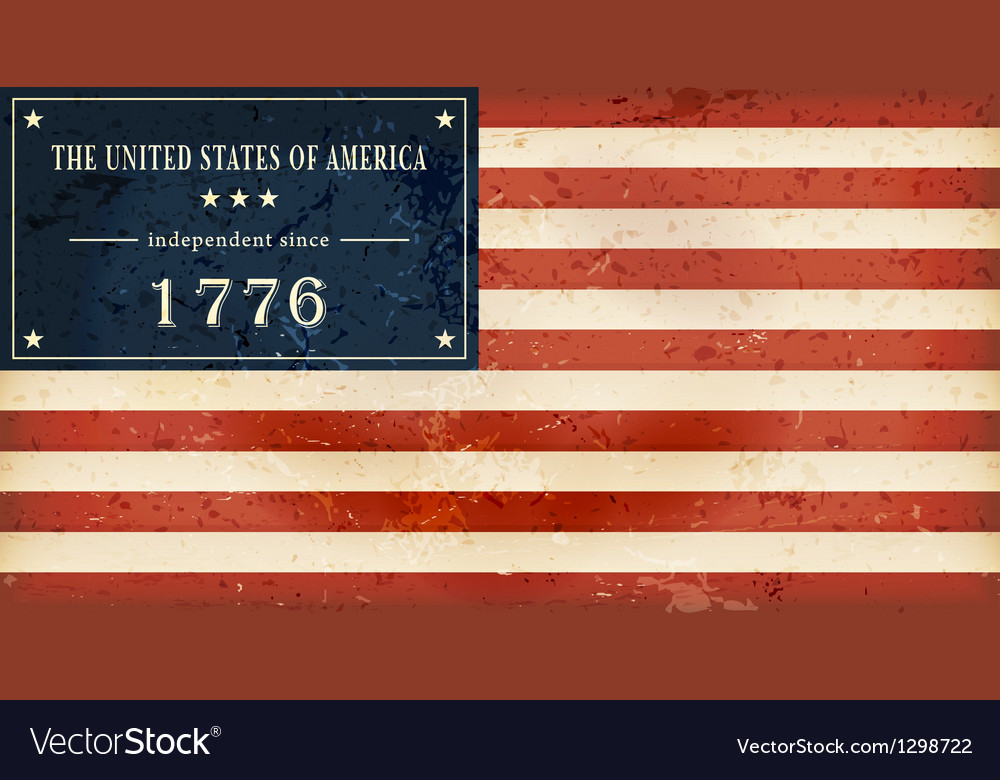 Independence day usa vector | Price: 1 Credit (USD $1)