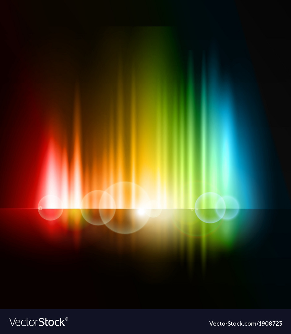 Abstract blurred light background vector | Price: 1 Credit (USD $1)