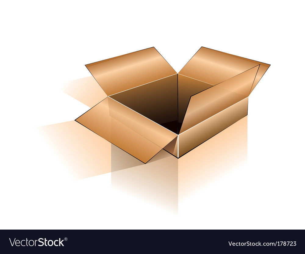 Box vector | Price: 3 Credit (USD $3)