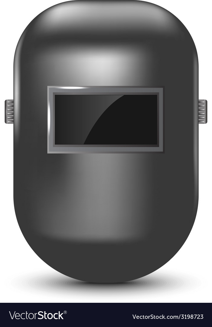 Welding mask isolated vector | Price: 1 Credit (USD $1)