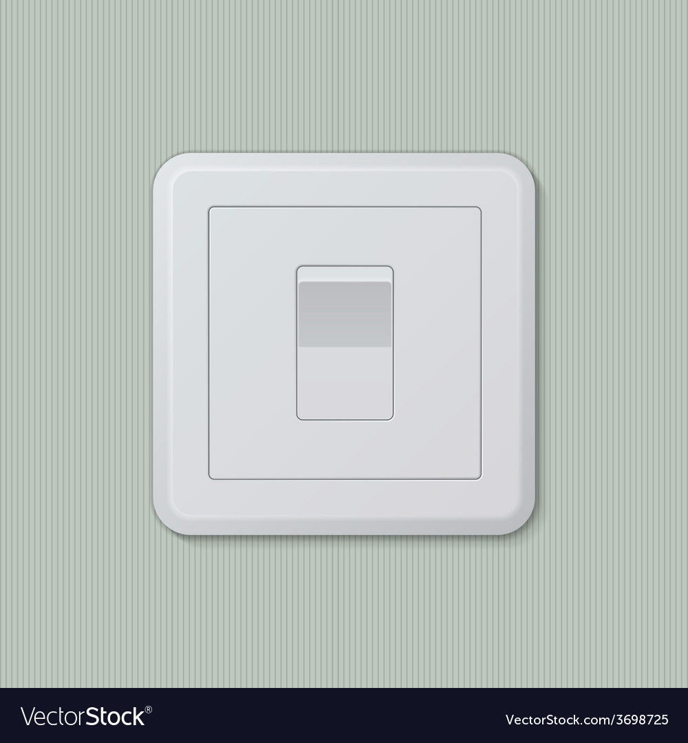 Light switch 01 vector | Price: 1 Credit (USD $1)