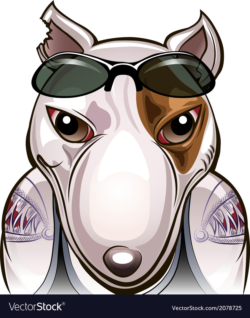 Mob terrier vector | Price: 1 Credit (USD $1)