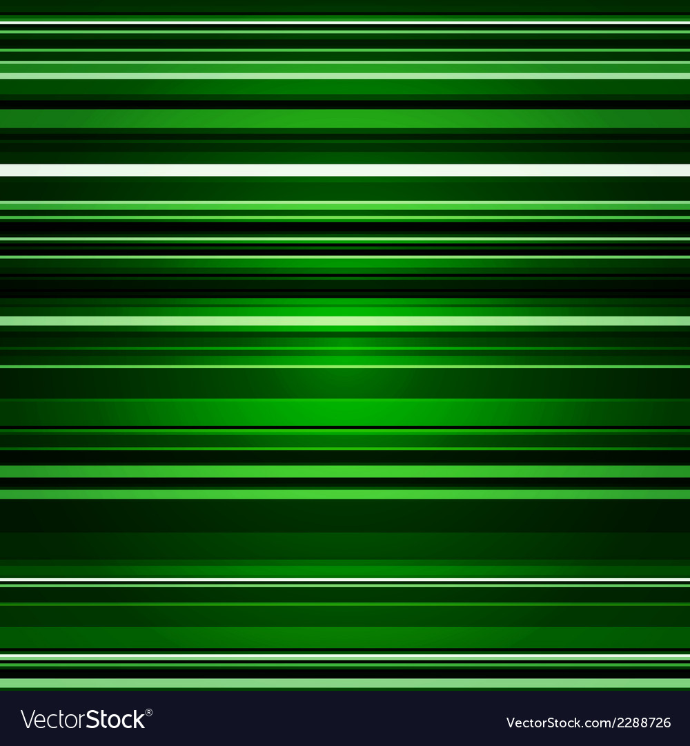 Abstract retro stripes green color background vector | Price: 1 Credit (USD $1)