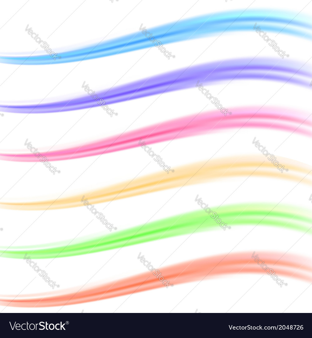 Colorful bright banner divider collection vector | Price: 1 Credit (USD $1)