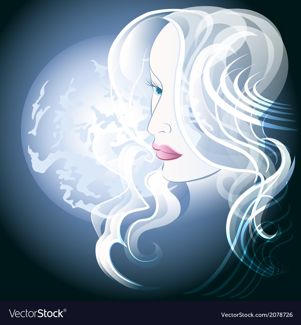 Moonlight vector | Price: 3 Credit (USD $3)