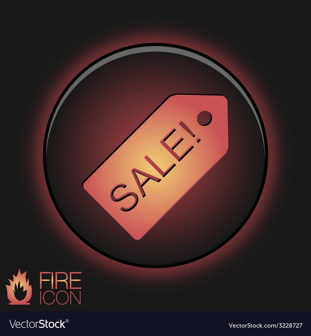 Sale label vector   Price: 1 Credit (USD $1)