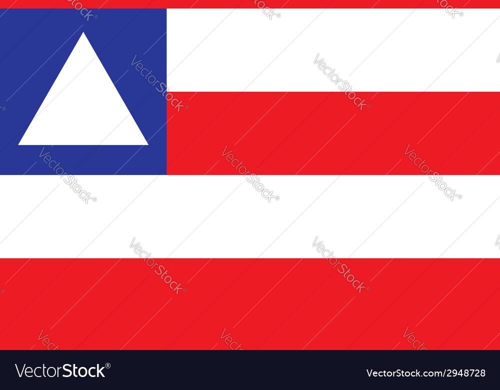 Bahia flag vector   Price: 1 Credit (USD $1)
