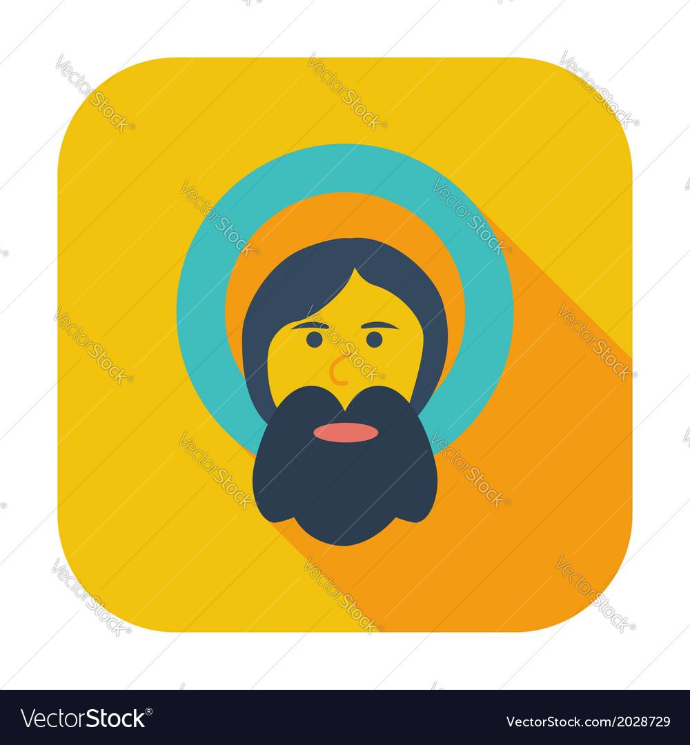 God single icon vector | Price: 1 Credit (USD $1)