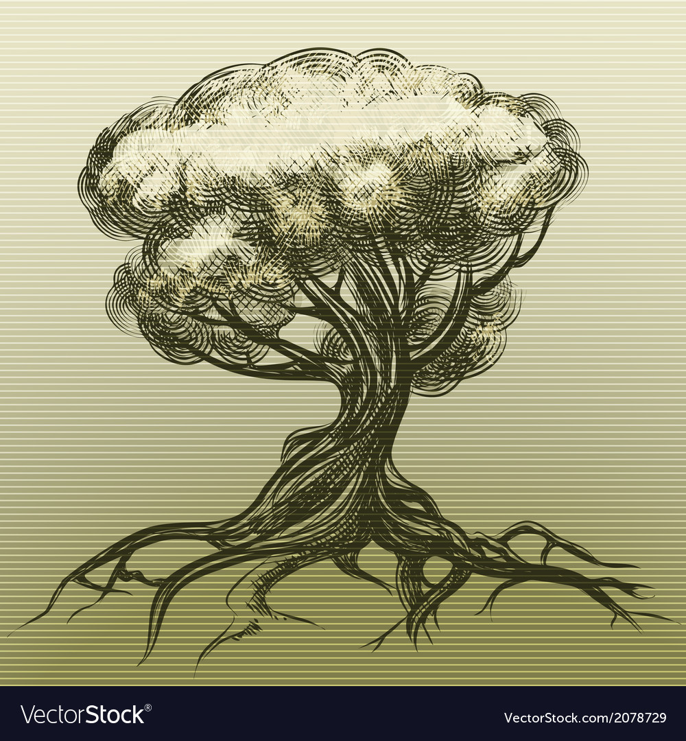 The tree vector | Price: 1 Credit (USD $1)