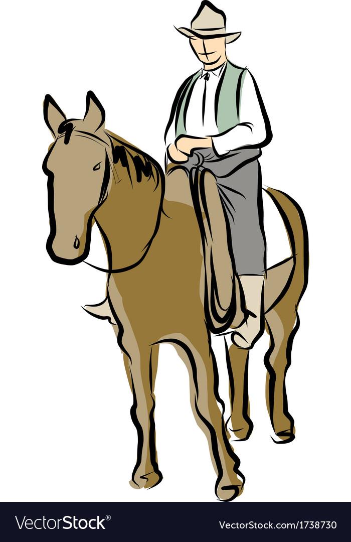 Cowboy1 vector   Price: 1 Credit (USD $1)
