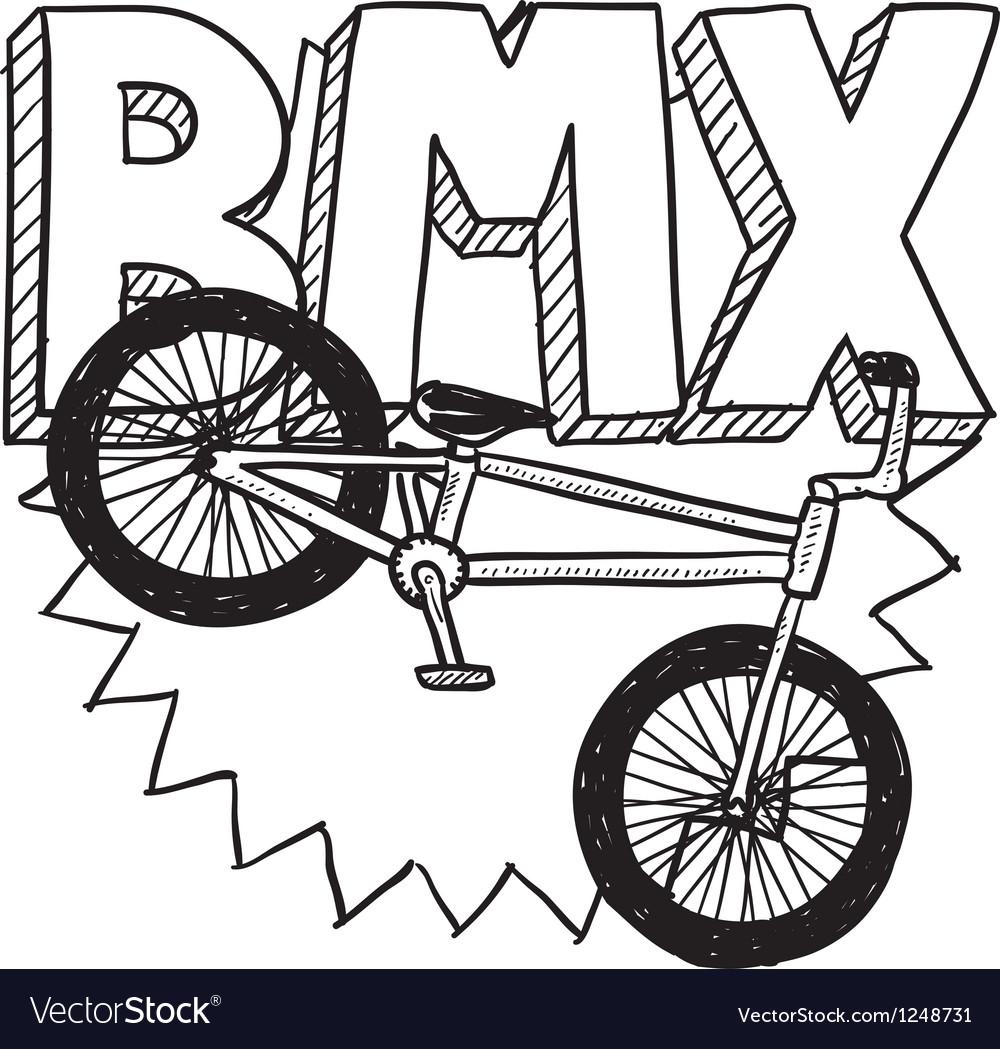 Bmx vector | Price: 1 Credit (USD $1)