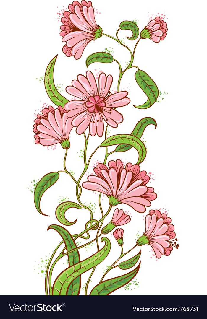 Doodle floral sketchy bouquet vector   Price: 1 Credit (USD $1)