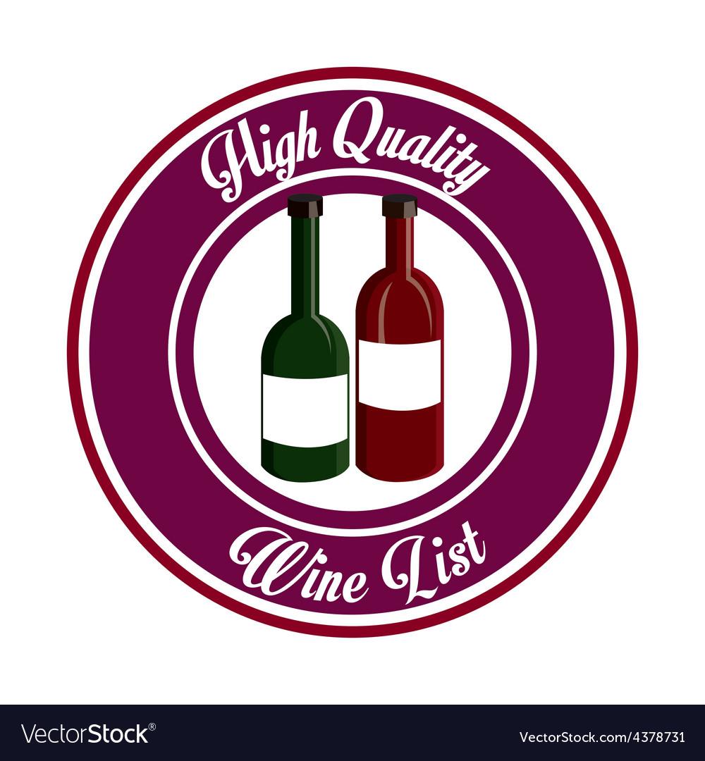 Wine design vector   Price: 1 Credit (USD $1)