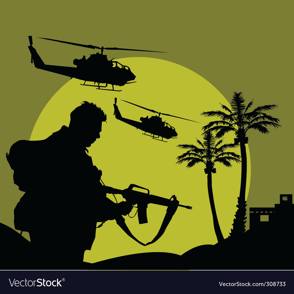 Night flight vector | Price: 1 Credit (USD $1)