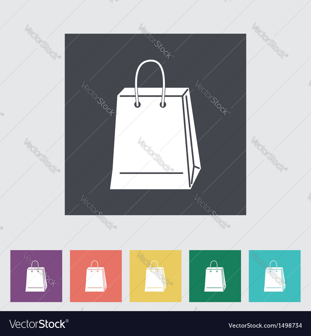 Bag store vector | Price: 1 Credit (USD $1)