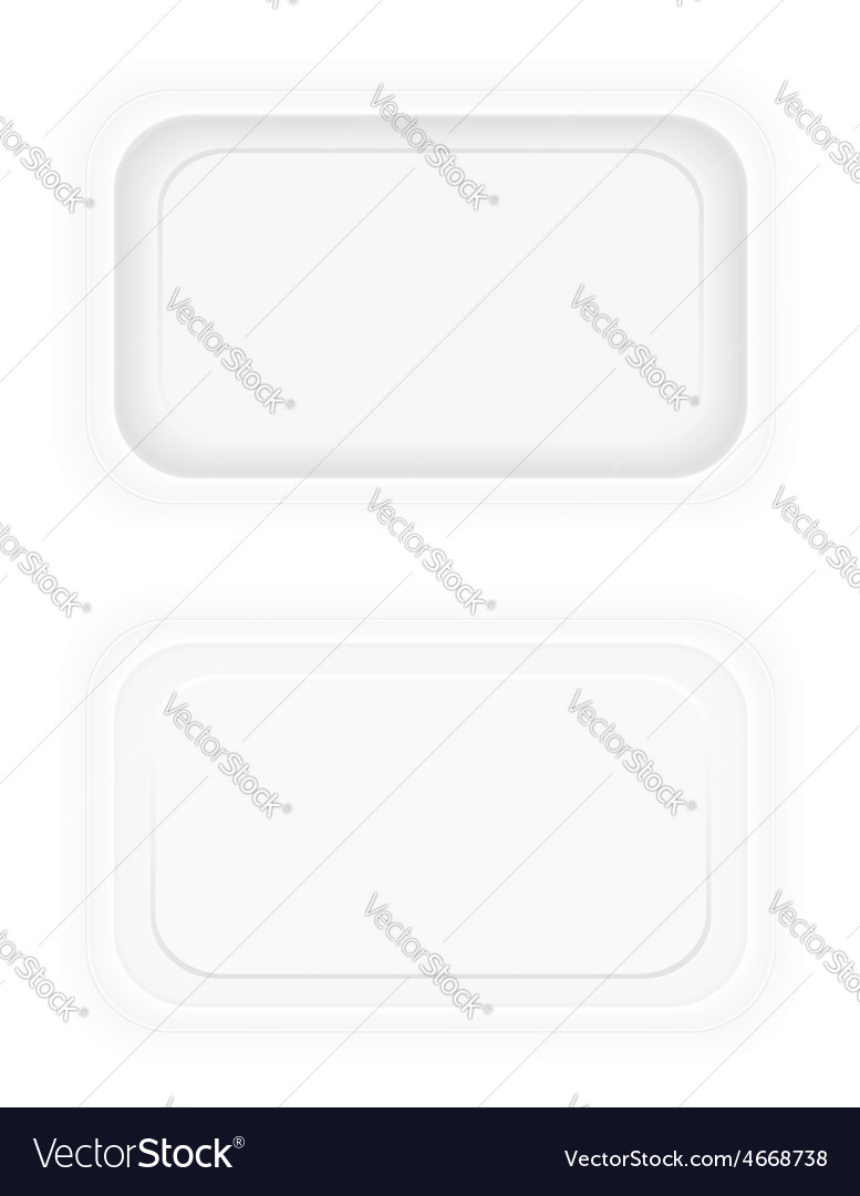 Food container 02 vector