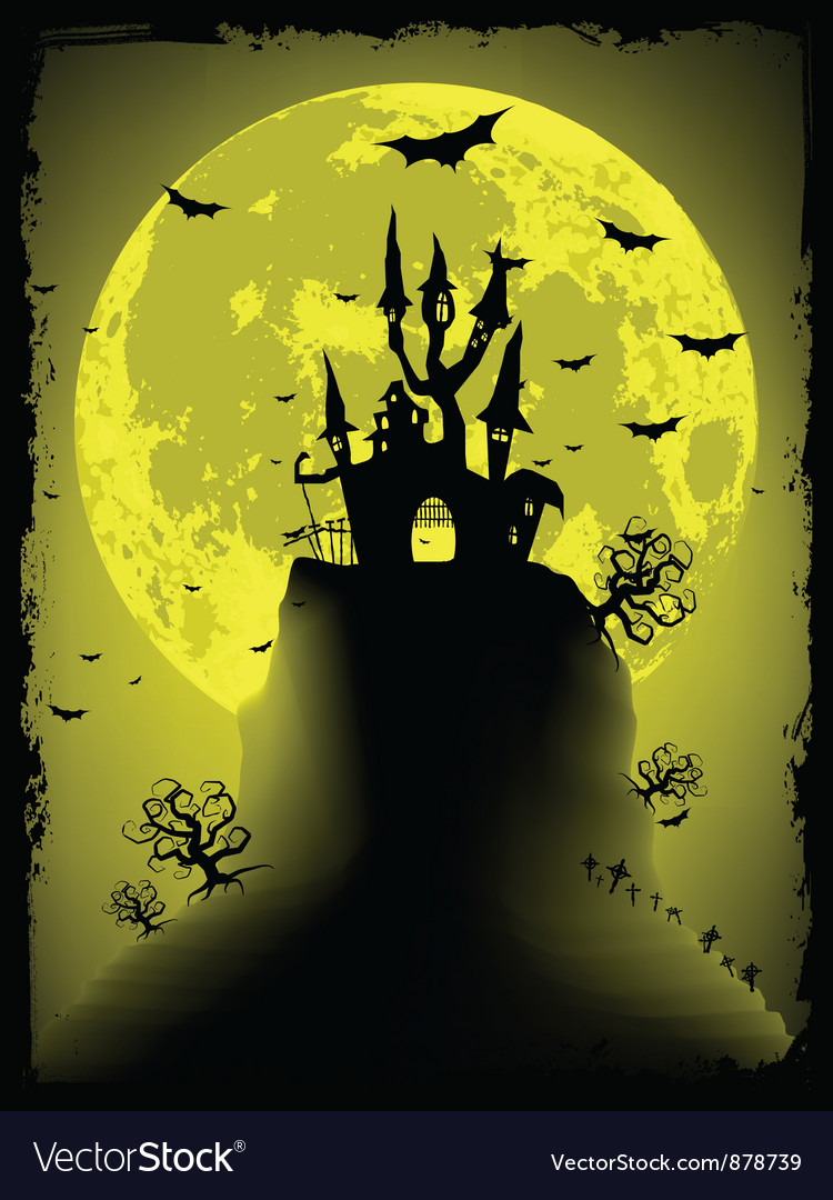 Spooky halloween vector | Price: 1 Credit (USD $1)