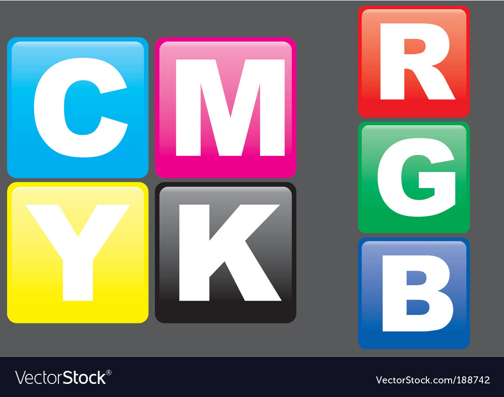 Cmykrgb vector | Price: 1 Credit (USD $1)