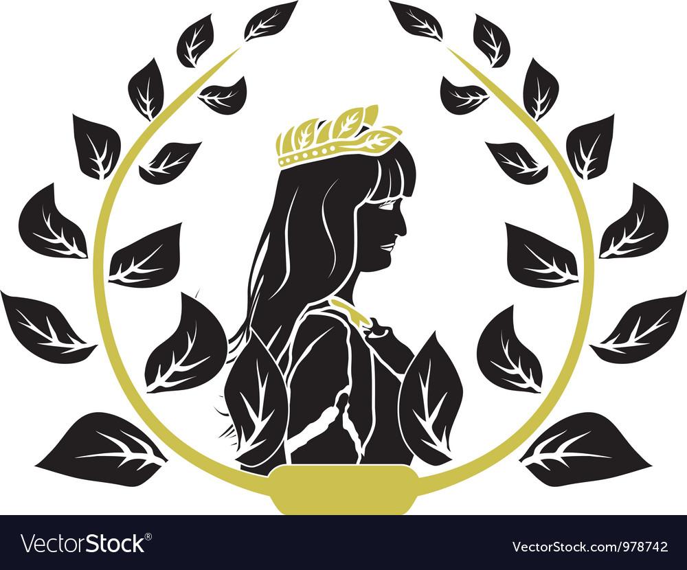 Roman laurel vector | Price: 1 Credit (USD $1)