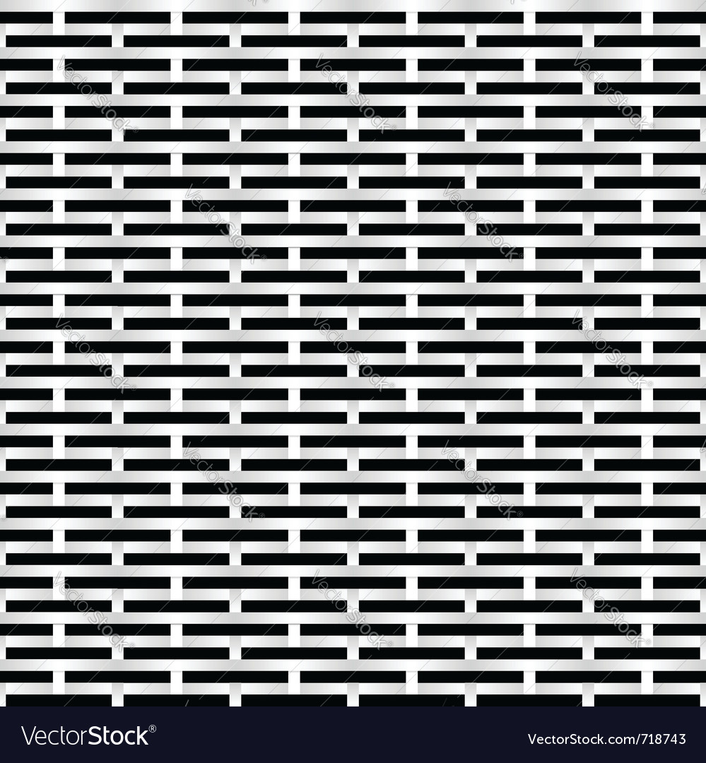 Black and white grid vector | Price: 1 Credit (USD $1)